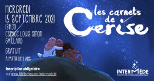 Les Carnets de Cerise, Chamblain - Neyret © Editions Soleil - 2012-2017